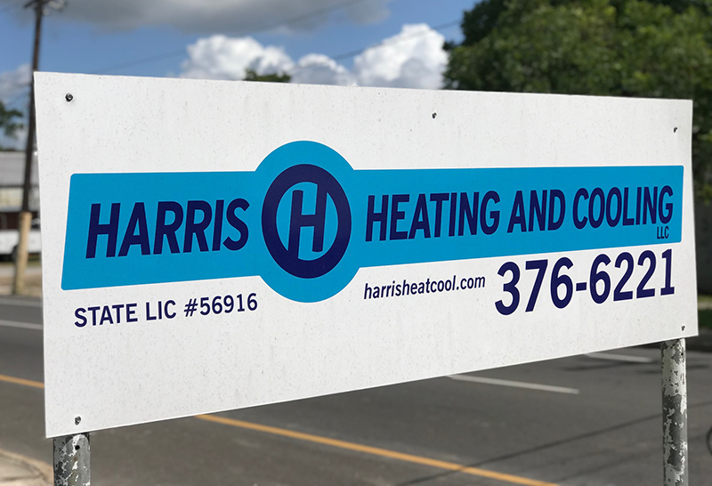 Contact Harris Heating and Cooling - New Iberia, Louisiana
