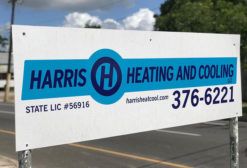 Contact Harris Heating and Cooling - New Iberia, Louisiana